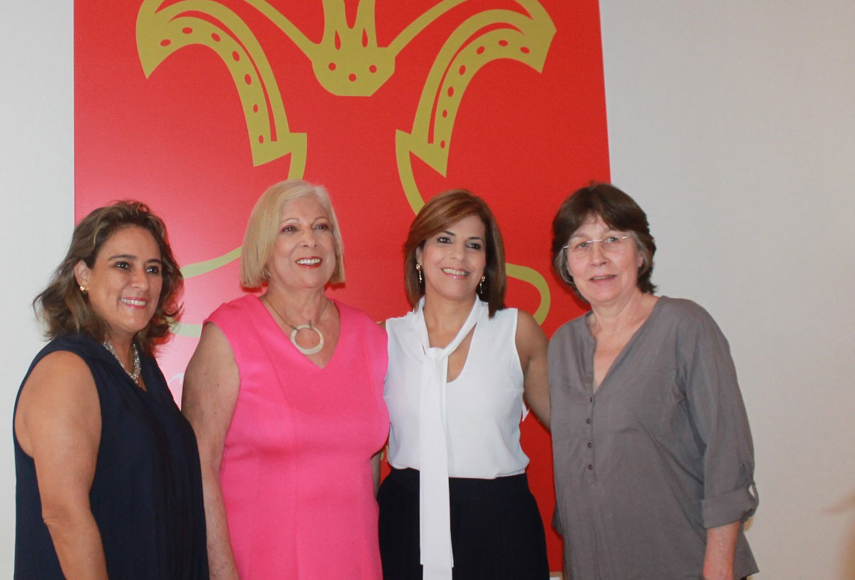 "Damas diplomáticas lanzaron ""Fiesta Alrededor del Mundo 2016"""